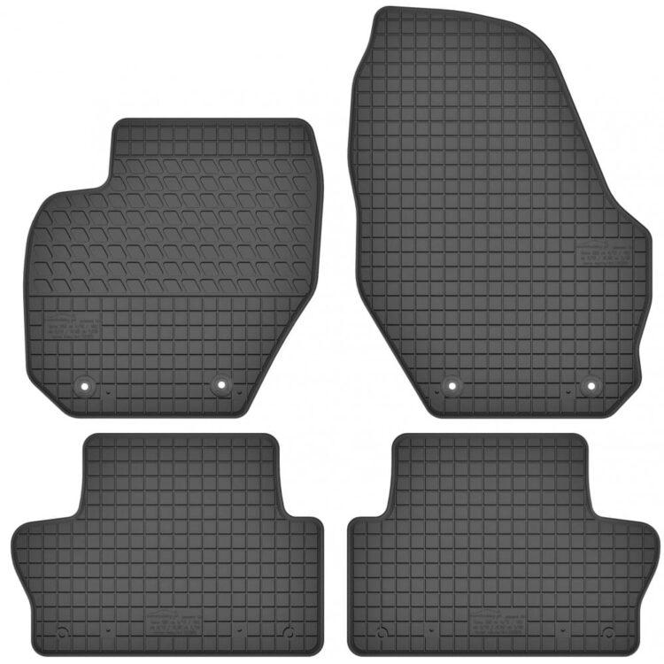 dywaniki samochodowe gumowe