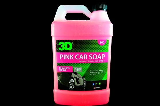 szampon samochodowy